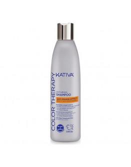 After Sun Hydrating Shampoo Anti-Brass Kativa (250 ml)