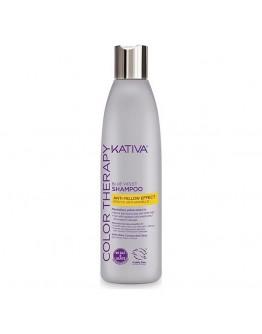 After Sun Hydrating Shampoo Blue Violet Kativa (250 ml)