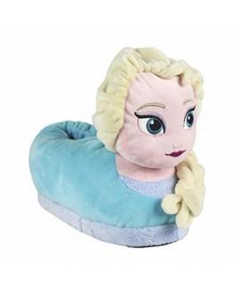 3D House Slippers Frozen