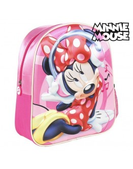3D Child bag Minnie Mouse Pink