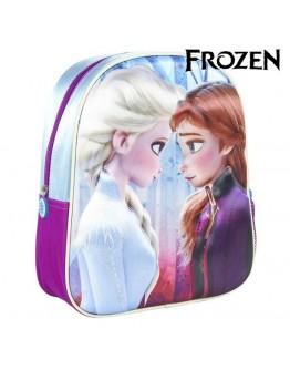 3D Child bag Frozen Blue