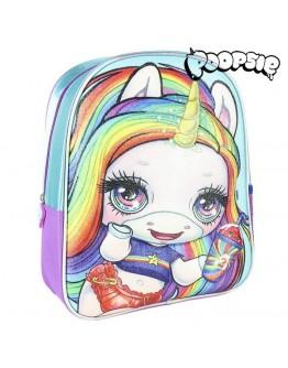 3D Child bag Poopsie Blue