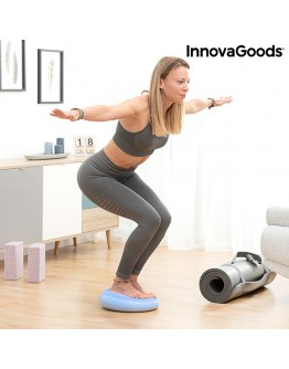 Balance Cushion with Inflation Pump Cushport InnovaGoods
