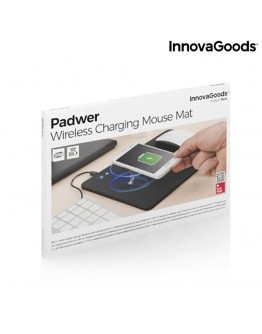 2-in-1 Mouse Mat with Wireless Charging Padwer InnovaGoods