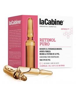 Ampoules Retinol Puro laCabine (10 x 2 ml)